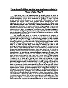 through the eyes of william golding essay Lord of the flies : text , criticism , giossary and notes - ebook written by william golding read this book using google play books app on your pc, android, ios devices download for offline reading, highlight, bookmark or take notes while you read lord of the flies : text , criticism , giossary and notes.