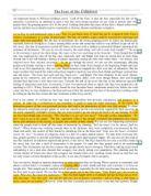 Loss of innocence essay