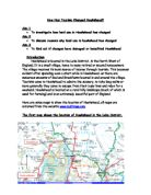 Help in Geography coursework?