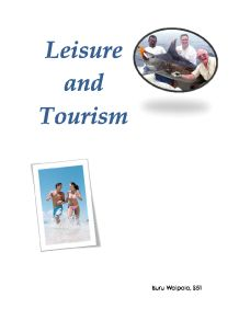 essay leisure tourism