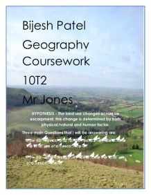 ib geography river coursework Developed with the ib for the latest syllabus at sl and hl, this comprehensive course book is packed with topical case studies to drive critical thought written by.