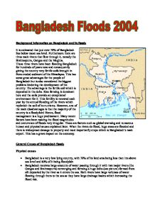 Rivers of bangladesh essay