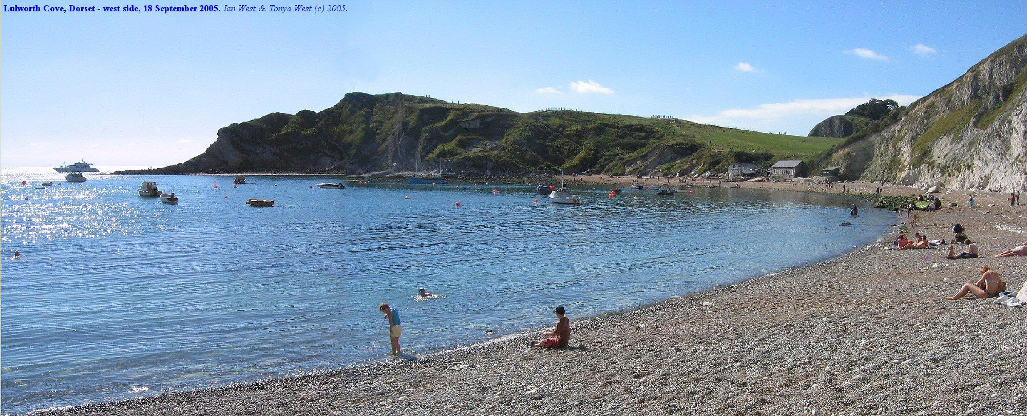 lulworth cove geography case study a level