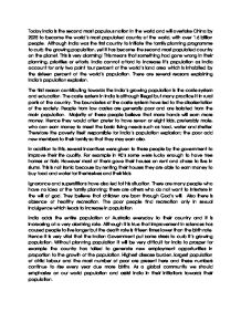 populous nation essay The worlds most populous nation china is the world's most populous nation and its population has increased by approximately 25 people every minute every day for the past 40 years.
