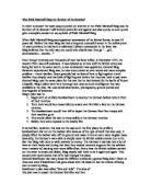"field marshal haig hero or butcher of the somme essay Free essay: field marshall sir douglas haig (19 june 1861 – 29 january 1928)  was a  field marshal haig: ""hero or butcher of the somme"" i consider the field."