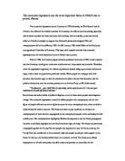 the rise of hitler essay
