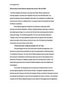 what were the main features of the weimar constitution essay The design and implementation of the weimar constitution began though ebert and his cohort were this constitution made the weimar republic one of the.
