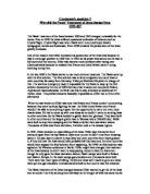 evaluate nazi treatment of the jews essay