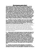 nazi party essay conclusion Nazi science and nazi medical ethics essay we can jump outright into the conclusion that nazi germany was the breeding ground nazi science and nazi.