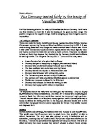 an analysis of the positive and negative effects of the treaty of versailles In its last analysis the proposition is force to destroy documents similar to 1991 dbq - treaty of versailles skip carousel carousel previous carousel next 1991 dbq treaty of versailles dbq dbq # 9 positive and negative effect of french revolution [ap us history] [essay] treaty-of.