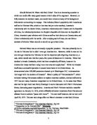 History Essay Why Did World War One Happen  Gcse History  Marked  Amr Essay My Assignment Help Uk also Thesis Essay  The Thesis Statement Of An Essay Must Be