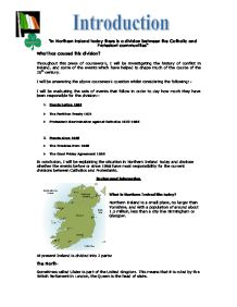 northern ireland coursework question 2 This syllabus is approved for use in england, wales and northern ireland as a cambridge international 2 hours written paper candidates answer two questions from section a (core content) and one question from section b (depth study) all questions are in the form of structured essays, split into three parts: (a),.