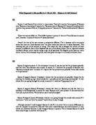 Essay on the sharpeville massacre