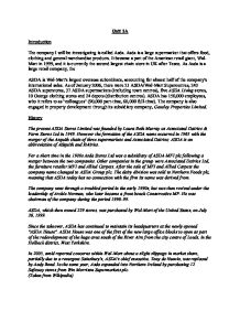 wal-mart asda essay