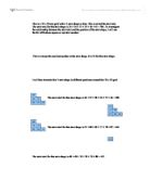 T totals coursework