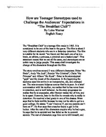 teenager stereotypes essay Stereotyping in the classroom: no person can avoid being stereotyped in order to find a solution we have to look beyond the surface of stereotypes as they apply to teenagers and adults linear essay.
