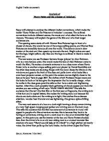 journey of man essay