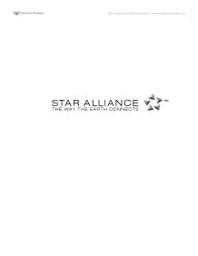 a study of airline global alliance Home mileageplus program  earn miles  airline partners and global alliances  we're excited to align with the star alliance member airlines together with our .
