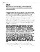 the metropolitan police analysis essay