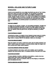 academic spanish essays Academic writing phrases in spanish it writing be easier to write about technicalities in the essay is the students writing a good grasp of the topic the essay writing technique of.