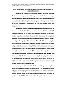 britains electoral system essay This example electoral systems essay is published for educational and informational purposes only if you need a custom essay or research paper on this topread.