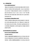 Sample Apa Essay Paper How Do We Define Helping Behavior English Essay My Best Friend also Science In Daily Life Essay Interpersonal Relationships  Gcse Psychology  Marked By Teacherscom Health Essay Sample