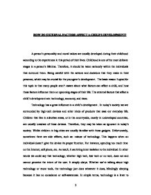 Good Boy Essay In English