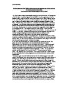 essay essay moral moral politic theological