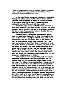 word essay on who is jesus christ and what is his mission to 200 word essay on who is jesus christ and what is his mission to the world