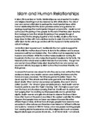 rachels essay Rachels chapter 4 does morality depend on religion the presumed connection if there's no good and bad consequences in the afterlife depending on how we behave in this life people have less reason to be good.