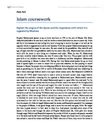 essay about fasting in islam