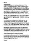 the issues of euthanasia in whose life is it anyway gcse speaking and listening coursework euthanasia speech
