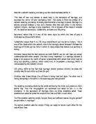 Catholic wedding ceremony essay