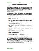 gcse biology coursework hydrogen peroxide