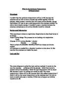 an experiment on the effects of different variables on cellular respiration Abstract the experiment was conducted to determine the impact different experiment was the start time of fermentation cellular respiration and fermentation.