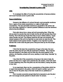 Example of a delayed thesis essay