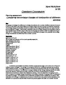 organic chemistry coursework Http://academiccengagecom/chemistry/brown chapter 14 mass spectrometry 14-2 mass spectrometry (ms) an analytical technique for measuring the mass- to-charge ratio (m/z) of ions in the gas phase mass spectrometry is our most valuable analytical tool for determining accurate molecular masses also can give.