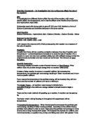 introduction to calcium carbonate essay