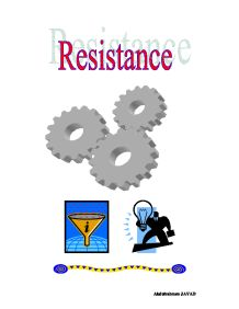 science coursework resistance Knowledge: affecting best phd thesis writing software the resistance of a wire advanced level qualifications are generally studied during the ages of 16-18 after a.