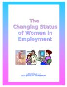 Essays on changing roles of women