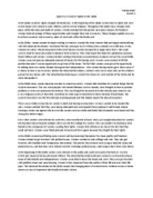Rights of women essay