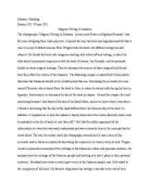 Education in ecuador essay
