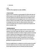 Essay on importance carbon?