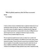 essay questions on development economics