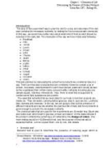 Flame Test Essay