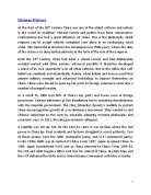 Literary Essay Thesis Examples The Chinese Civil War  Background And Main Events English Language Essay Topics also Fahrenheit 451 Essay Thesis Us Civil War Essay  International Baccalaureate History  Marked  The Yellow Wallpaper Critical Essay