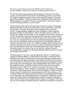 essay plan origins of the cold war in what ways and for what  how far do you agree that the origins of the cold war in 19456