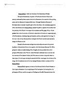 Direct Essays - Protestant Work Ethic