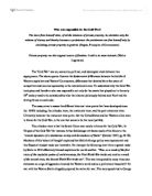 University English Essay Who Was Responsible For The Cold War Computer Science Essays also Buy An Essay Paper Essay Plan To What Extent Was The Afghanistan War Important For The  Essay About High School