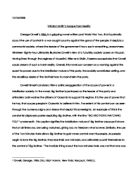 groom service essay international baccalaureate languages  1984 essay